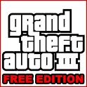 Grand Theft Auto III (3) Free icon