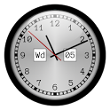 Clock Live Wallpaper Free icon