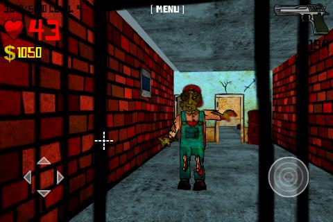 Zombie Shooter- screenshot