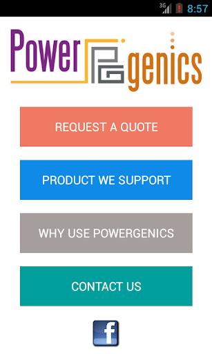 Powergenics Card Repair App