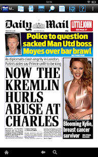 Daily Mail Plus - screenshot thumbnail