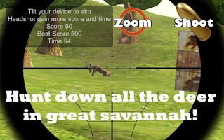 Screenshot of Deer Sniper 2014