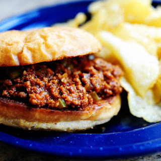 Sloppy Joe With Ketchup And Mustard Recipes.