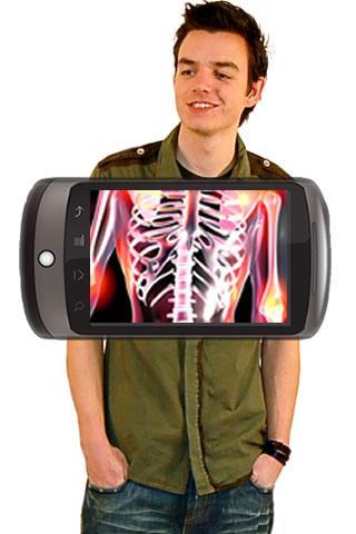 人体扫描仪恶作剧|玩娛樂App免費|玩APPs