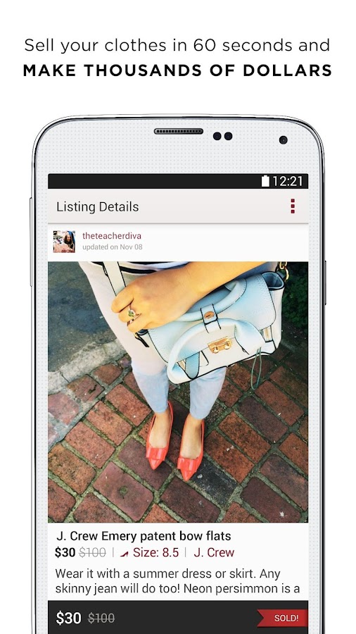 Poshmark - Buy & Sell Fashion - screenshot