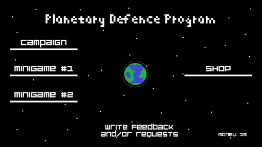 Planetary Defence Program