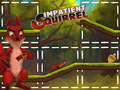 Impatient Squirrel- screenshot thumbnail