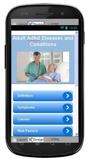 Adult Adhd Disease Symptoms