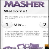 Video Maker Masher