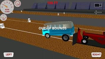 Screenshot of Truck Pulling