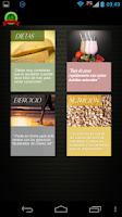 Screenshot of Dietas Saludables