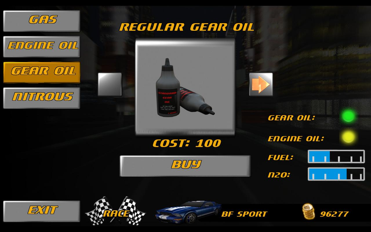 Slyon Street Tuner - screenshot
