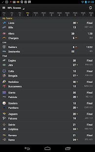 Yahoo Sports & Tourney Pickem - screenshot thumbnail