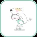 Kogumong Bow GO sms theme