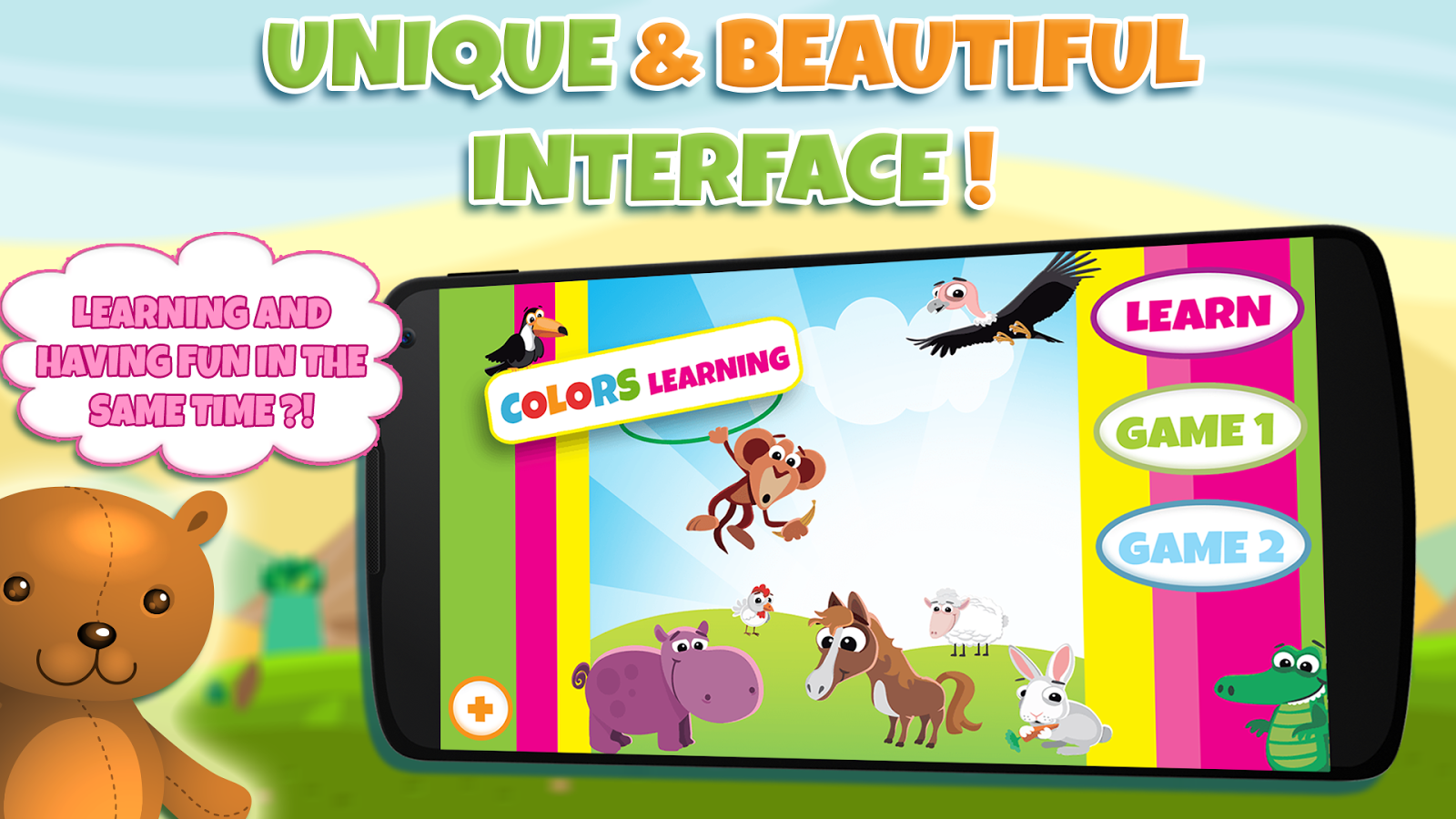 Learning colors for toddlers - Android Apps on Google Play