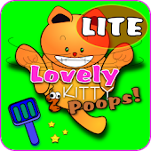 Lovely Kitty Poops - Cat Game