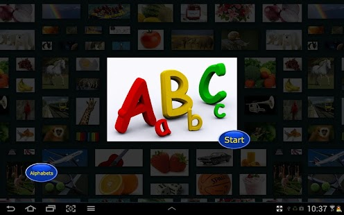 My first book of English ABC - screenshot thumbnail