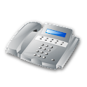 Answering machine icon