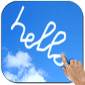 Draw on the sky icon
