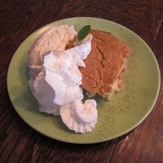 Crispy Pear Dessert.