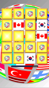 World Flags Memory - screenshot thumbnail
