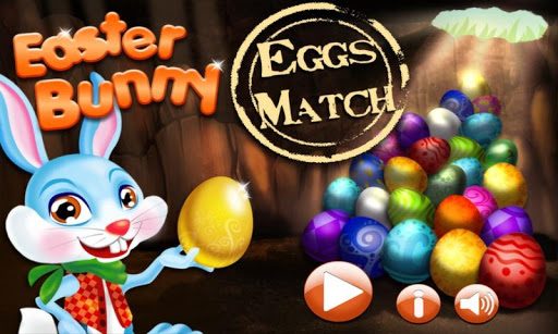 Easter Bunny - Eggs Match