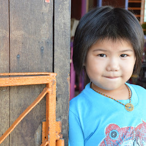 Jetty girl by Karyn Leong - Babies & Children Child Portraits (  )