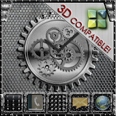 Next Launcher Theme Industrial