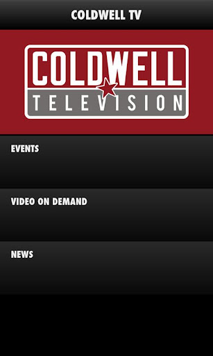 Coldwell Television