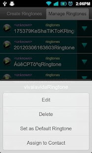 Make My Ringtones - screenshot thumbnail