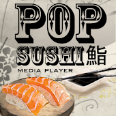 Pop Sushi Media Player Beta