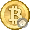 BTC-e Coin Price Checker icon