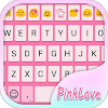 Simple Pink Emoji Keyboard APK