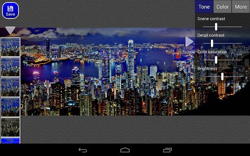 HDR Edit Free screenshot 1