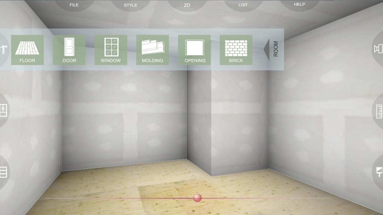 Udesignit kitchen 3d planner android apps on google play for Room design 3d app