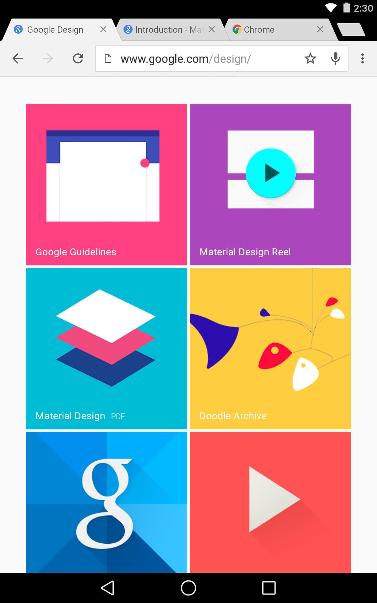 Chrome Browser - Google screenshot #9