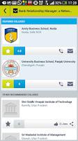 Screenshot of HTCampus Career Planner