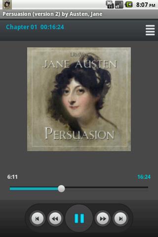 Persuasion Austen Librivox