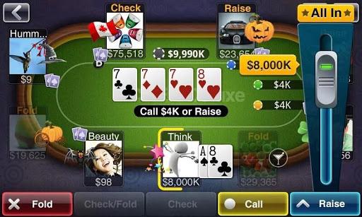 Texas HoldEm Poker Deluxe 1.8.0 screenshots 8