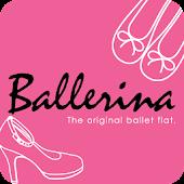 Ballerina 芭蕾伶娜 : 真皮手工鞋