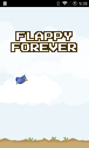 Flappy Forever - Training