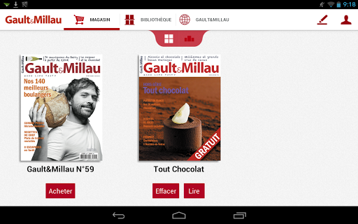 Gault Millau magazine
