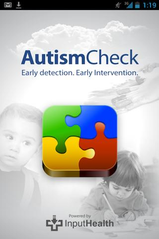 Autism Signs Symptoms Check