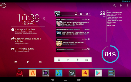 Action Launcher 3 Screenshot 13