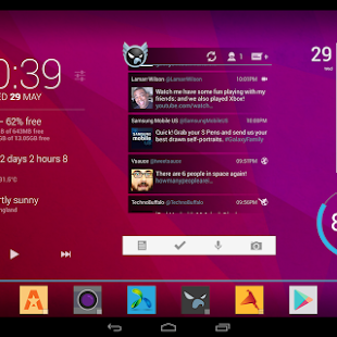 Download Action Launcher 2.0.4 APK