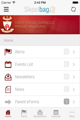 【免費教育App】Holy Cross Primary Woollahra-APP點子