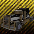 Conductor de camión Parking 3D icon