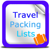 Travel Packing Lists