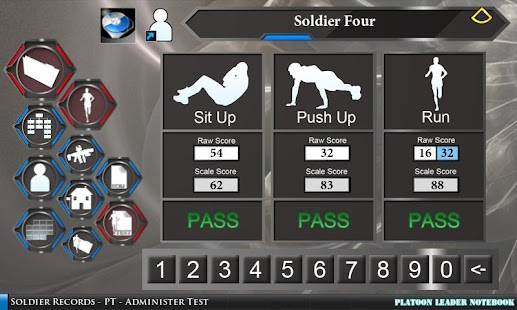 Platoon Leader Notebook - screenshot thumbnail