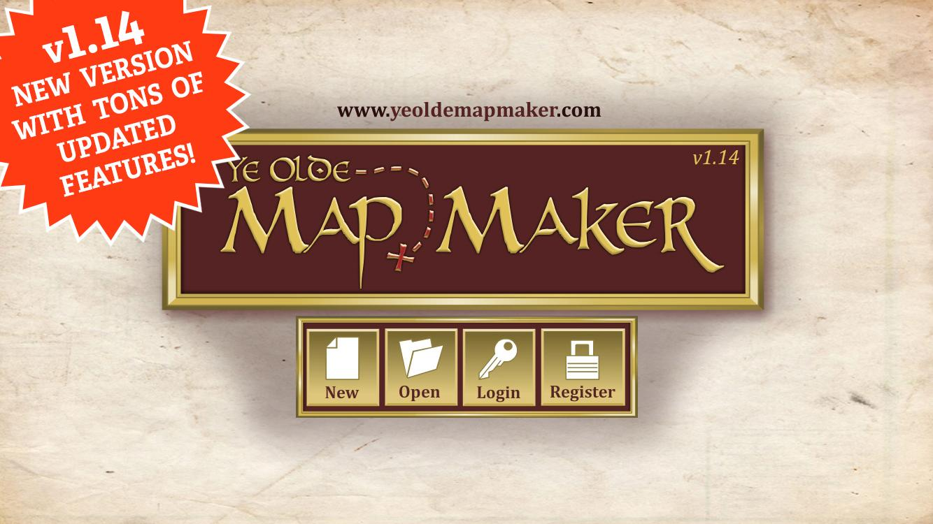 Ye Olde Map Maker- screenshot